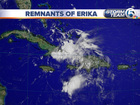 National Hurricane Center: Erika has dissipated