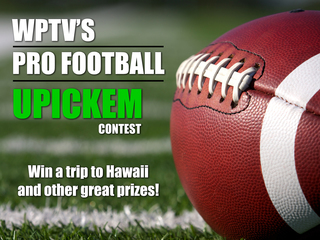 Play our Pro Football Upickem Contest!
