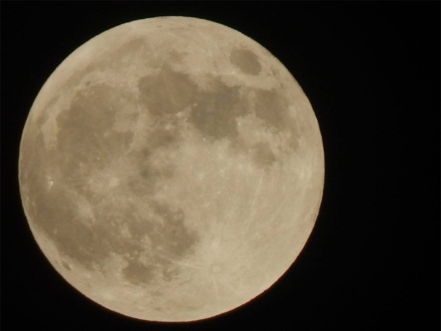 Super Blood Moon Eclipse Wows Viewers: Here's Proof