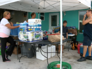 Local woman organizing Bahamas relief efforts