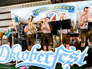 Oktoberfest celebrations in Lake Worth