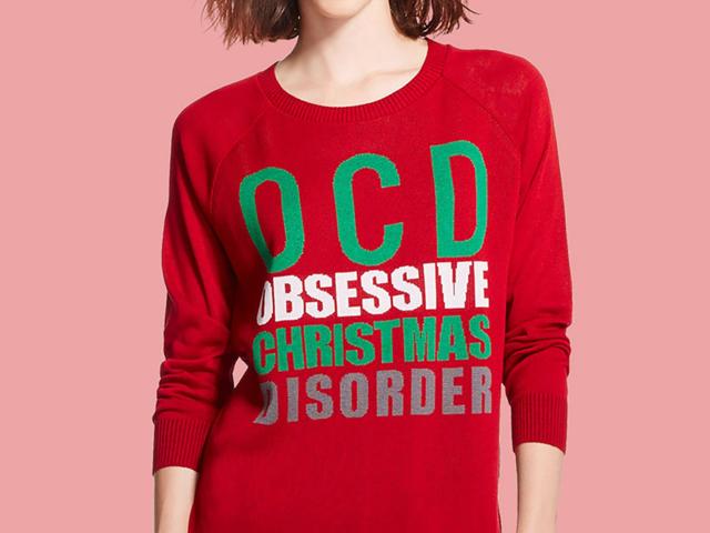 Target won't stop selling 'OCD Obsessive Christmas Disorder ...