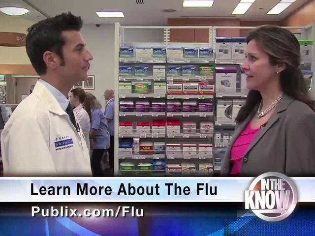 In the Know: Publix Pharmacy has the flu vaccine