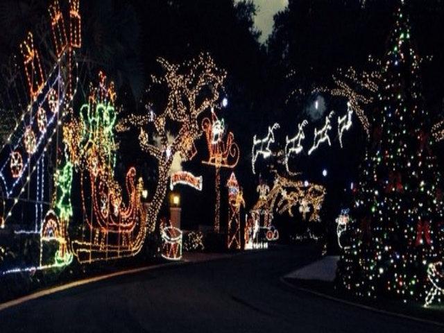 Neighbors brace for traffic from Christmas light display in PBG ...