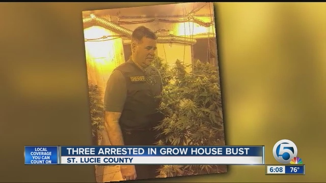 crack house busted in port st lucie