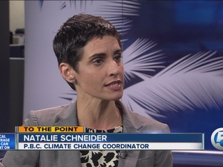 To the Point: PBC Climate Change Coordinator