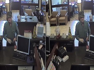 PBSO search for Royal Palm Beach bank robber