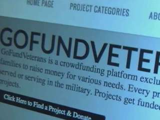 Crowdfunding sites helping local vets with care
