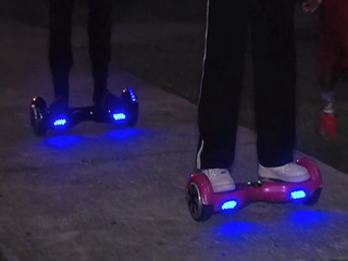 Local mom warns parents of hoverboard dangers