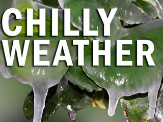 Residents brace for chilly weather