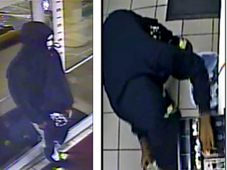 Masked man robs BP station in Royal Palm
