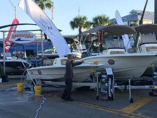Stuart Boat Show bounces back from severe wx