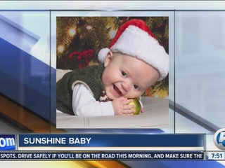 Sunshine Baby for Saturday: Ryan Heinlein
