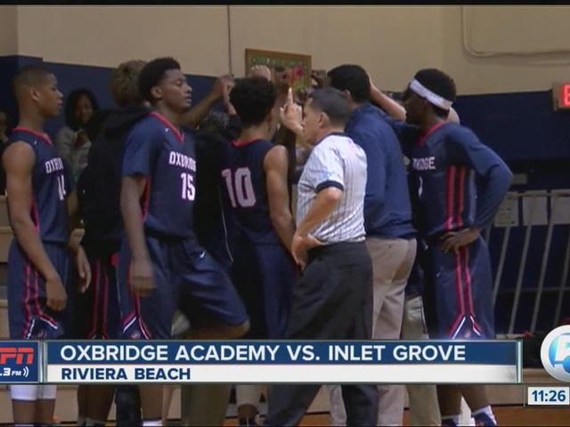 Oxbridge wins big at Inlet Grove