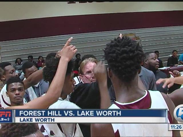 Lake Worth Coach Murray Smith Grabs 600th Career Win