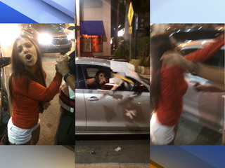 Doctor in Uber driver attack video fired