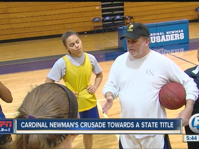 Cardinal Newman's Crusade Towards a State Title