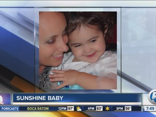 Sunshine Baby for Saturday, January 23, 2016
