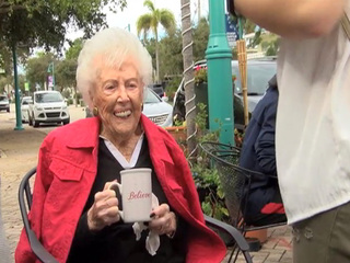 Boynton woman shares keys to living 105 years