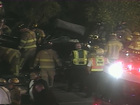 Two dead, 6 injured in Delray Beach crash