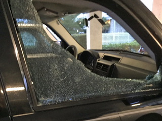 Thieves sought after string of car burglaries