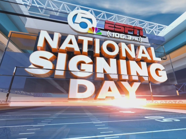 2016 National Signing Day special from ESPN 106.3 and WPTV NewsChannel 5