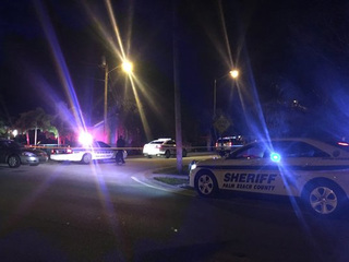 Man shot dead in suburban West Palm Beach