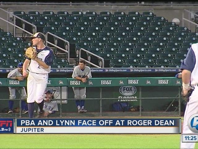 PBA and Lynn face off at Roger Dean Stadium