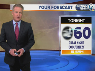 Colder air coming this weekend