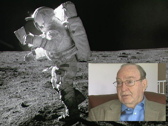 Edgar Mitchell, 6th man on moon, dies in Fla.
