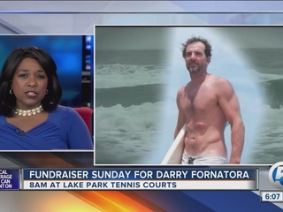 Fundraiser to help missing Darryl Fornatora