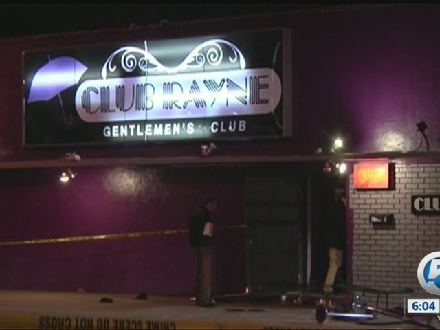 One person dead, 7 injured in strip club shooting