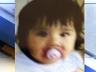 Baby found safe after being inside stolen car