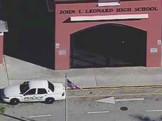 John I. Leonard HS receives email threat