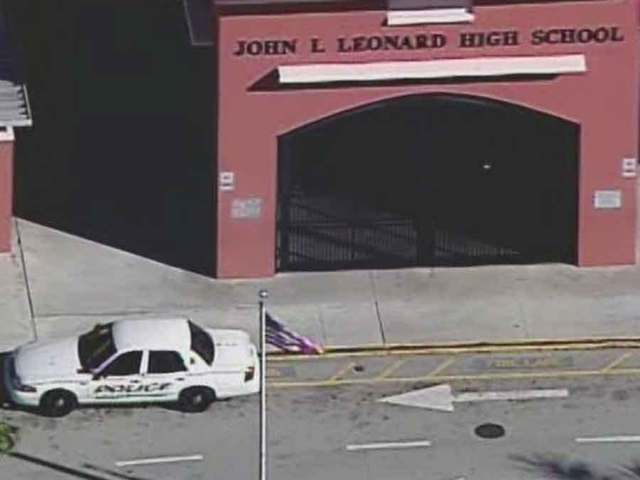 John I. Leonard HS receives email threat