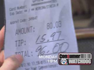 TONIGHT AT 11: Exposing ways you're overcharged