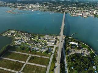 Ft. Pierce considers water treatment plant move