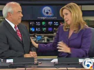 Jim Sackett on Kelley's 30 years at WPTV