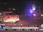 Auto robado en Delray Beach, hallado en LW