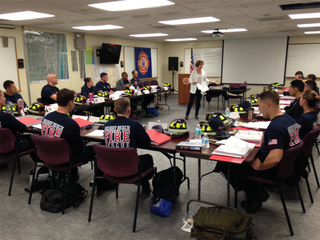 Delray Beach hires 18 new firefighters