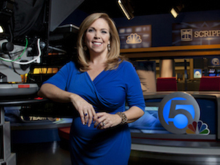 PHOTOS: Kelley Dunn celebrates 30 years at WPTV