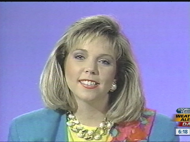 Familiar faces celebrate 30 years of Kelley Dunn on NewsChannel 5