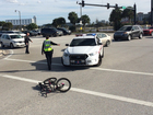 Child struck while bicycling in Port St. Lucie