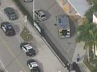 Student shot outside Miami Carol City High