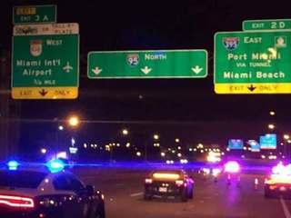 2 killed in fiery crash on I-95 in Miami
