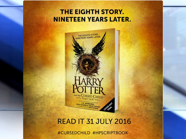 New Harry Potter book to publish this summer