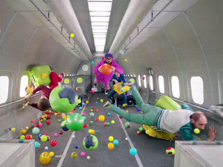OK Go's crazy new zero gravity music video