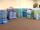WPB Church collecting water for Flint, Michigan
