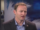 U.S. Rep. Patrick Murphy talks about Harry Reid
