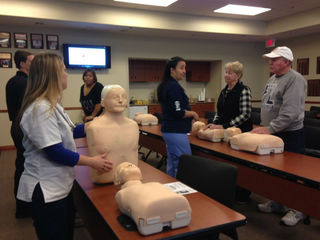 CPR classes underway at PBC fire stations
